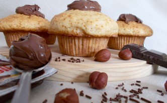 Muffins Gourmands du Columbus Café