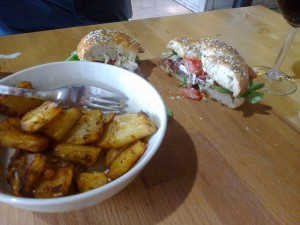 le Little Italy avec les potatoes au cumin