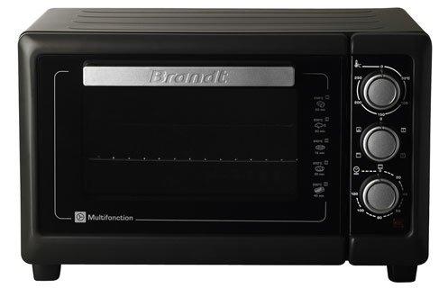 Mini four multifonction brandt 21l toque de choc - Appareil multifonction cuisine et cuisson ...