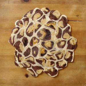 La tortilla léopard !