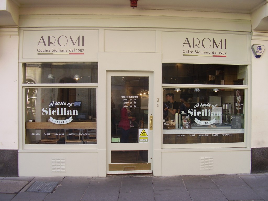 le café Aromi