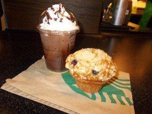 La réalisation du Starbucks