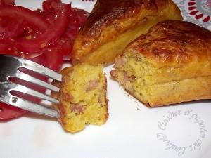 Muffin potiron-lardon-oignon par Cuisiner et Papoter