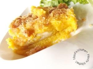 Parmentier de butternut et cabillaud par Nani's Kitchen