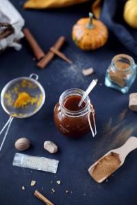 Sirop de potiron épicé par Chef Nini