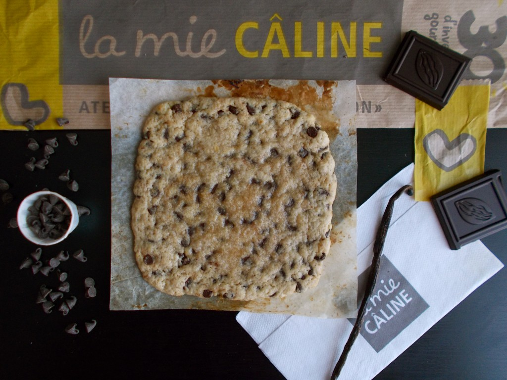 cookie de mie caline fait maison !