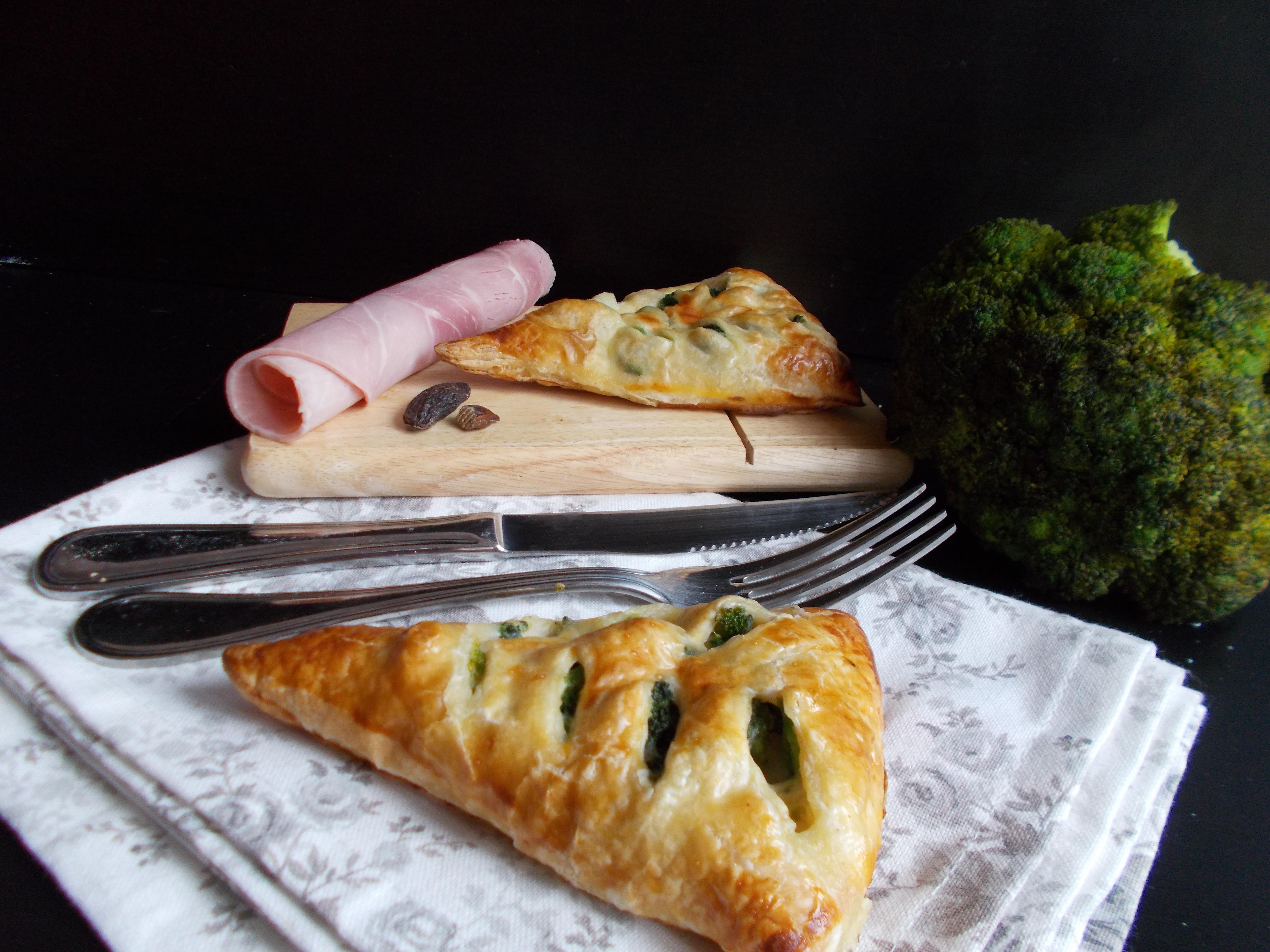Friand au brocolis, Gabietou et fève tonka