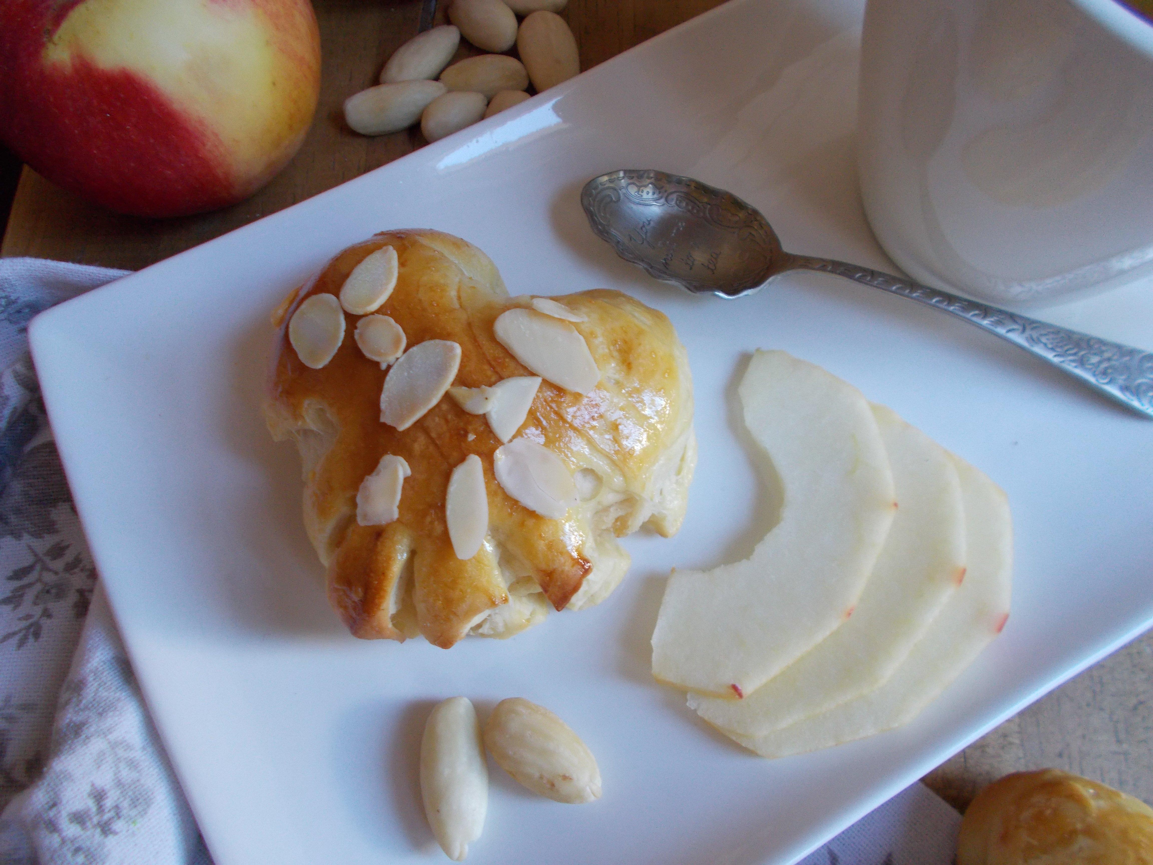 Patte d'ours pomme-amande
