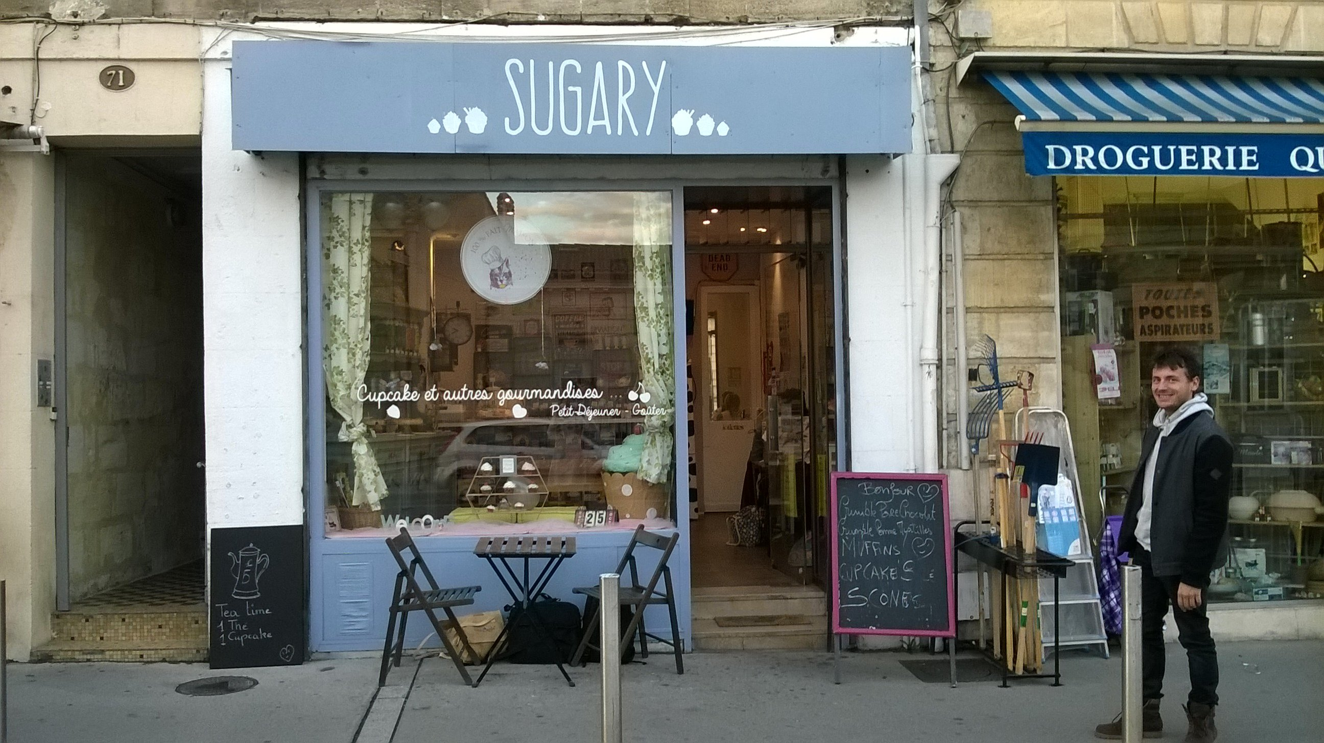 Sugary : l'annexe du paradis
