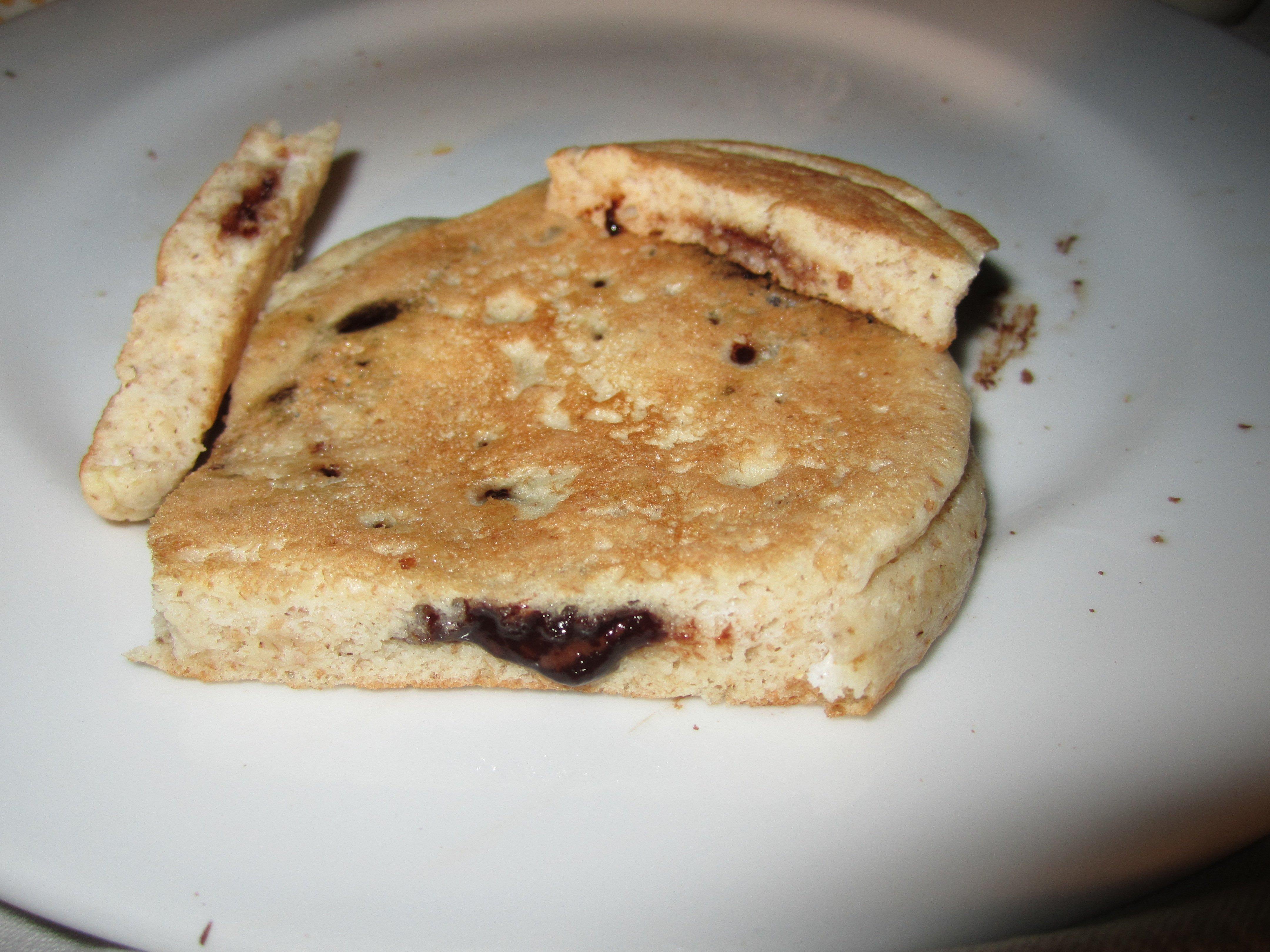 Pancake fourré 2
