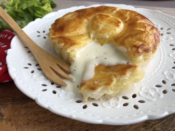 Feuilleté au fromage (Friand)