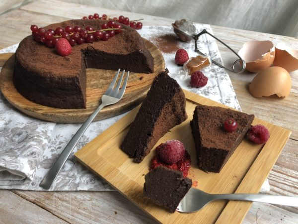 Assassin framboise : ultra fondant au chocolat