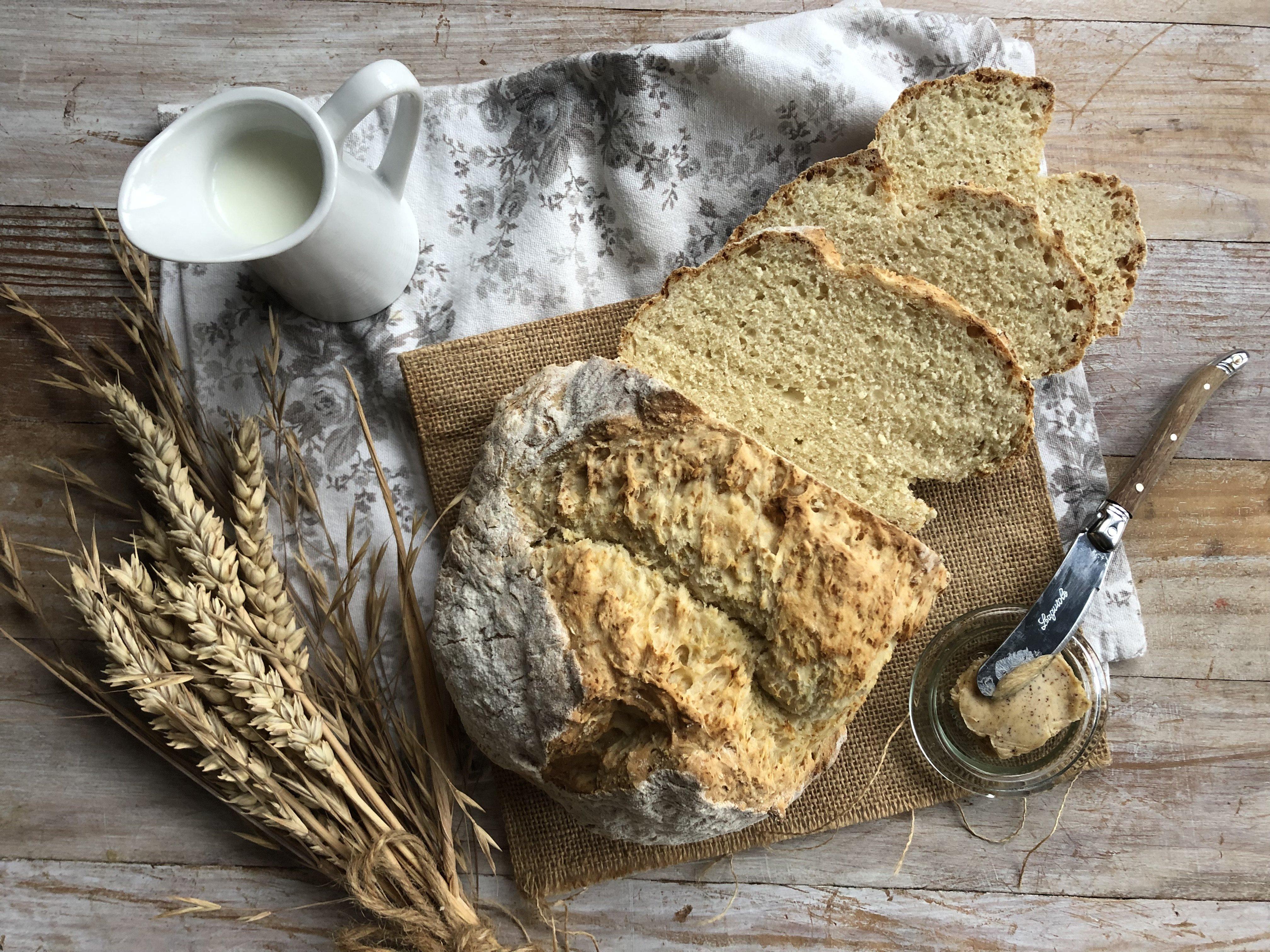 Irish soda bread (nature)