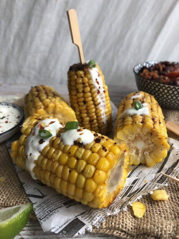 Epi de maïs au four [cobette]