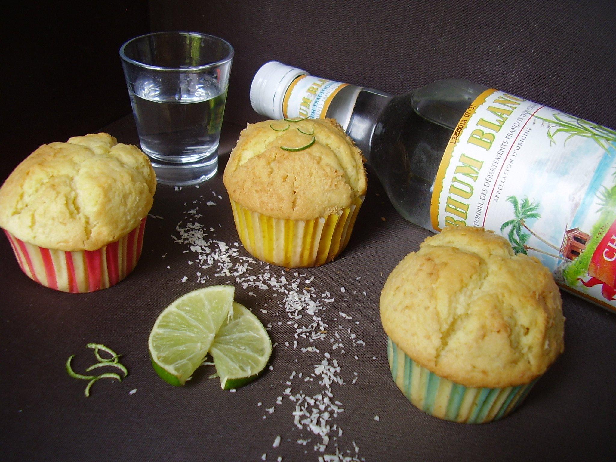 Muffin Daiquiri Coco