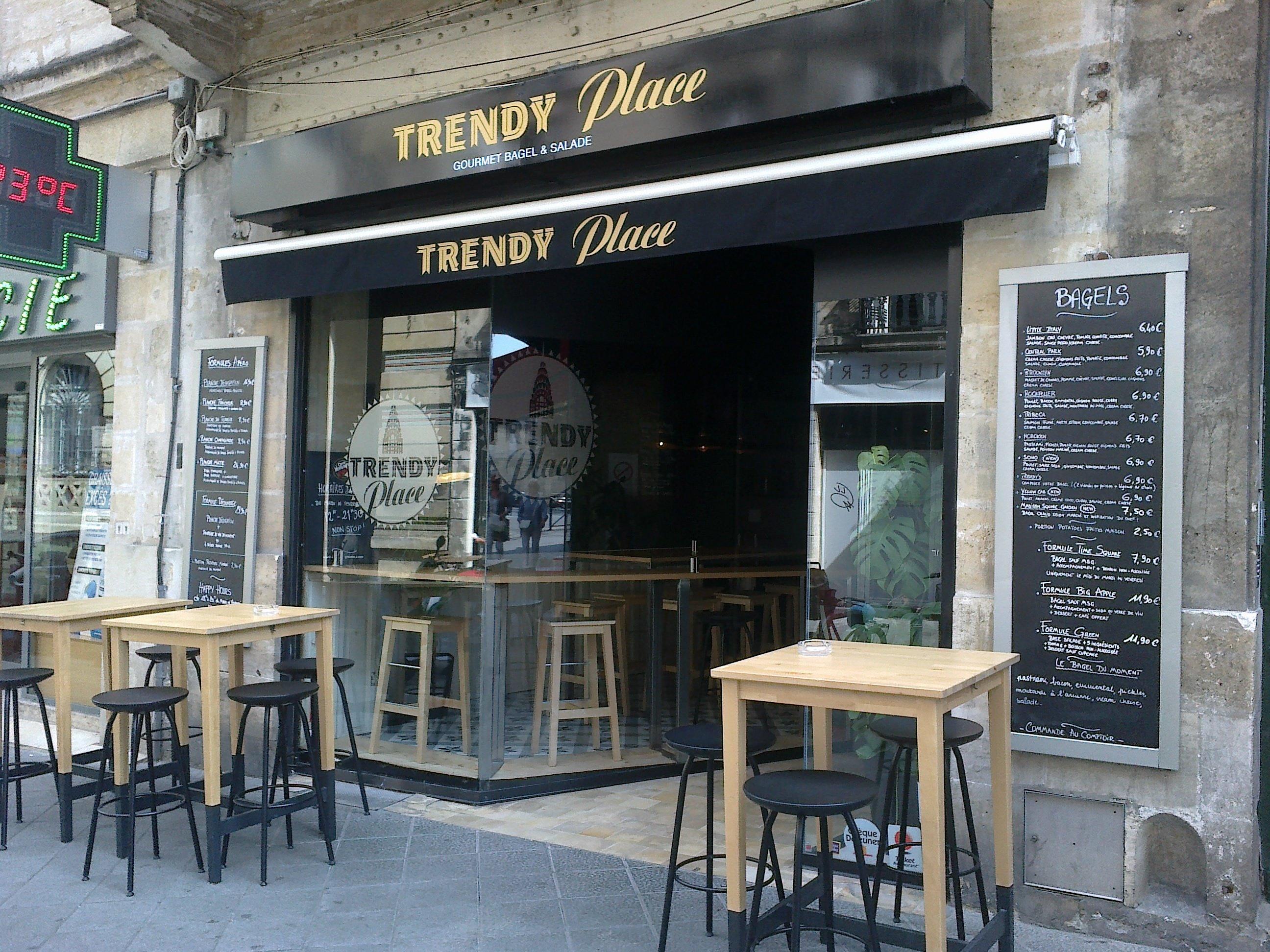 Trendy Place [FERME]