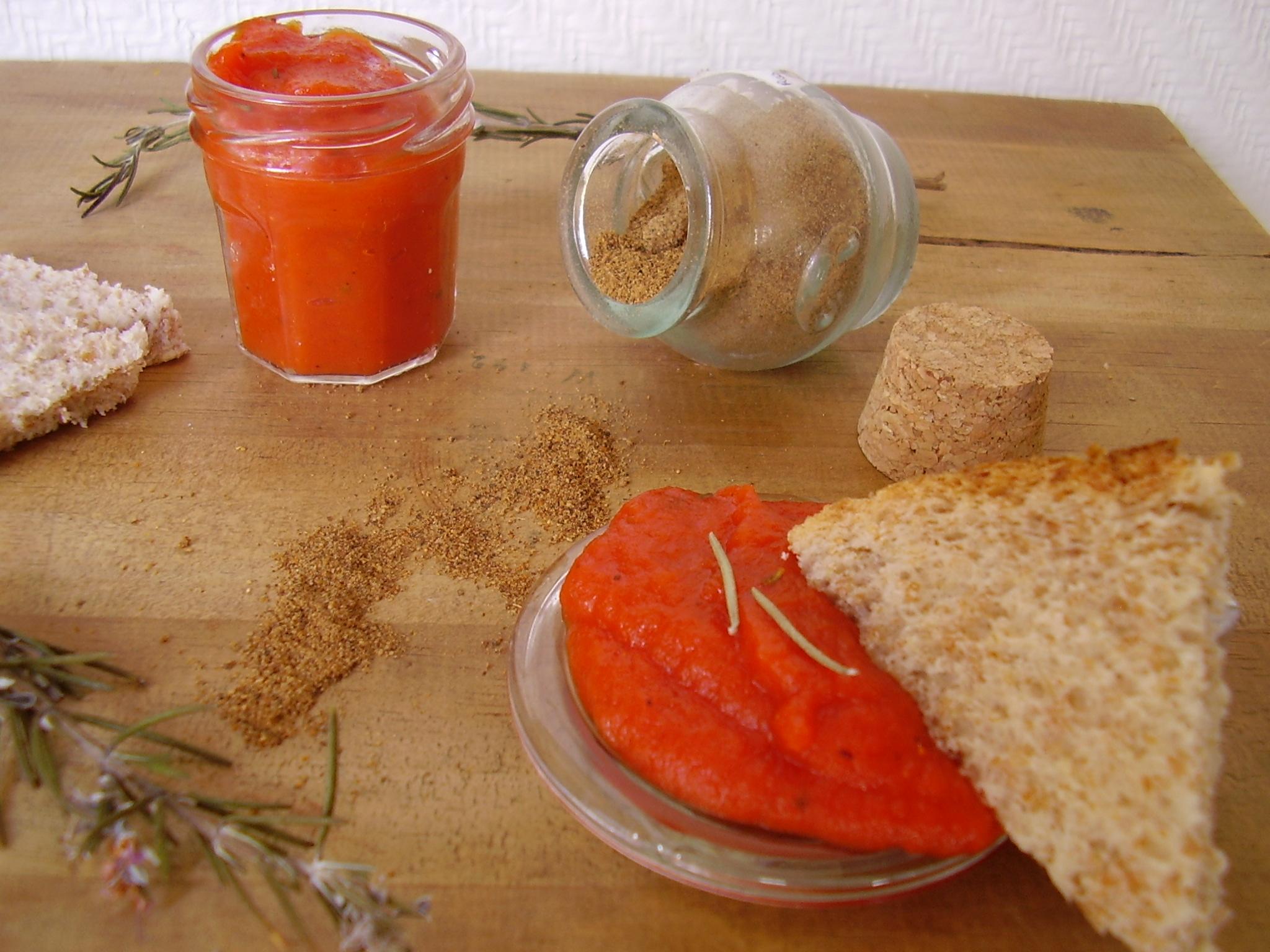 Caviar de poivron