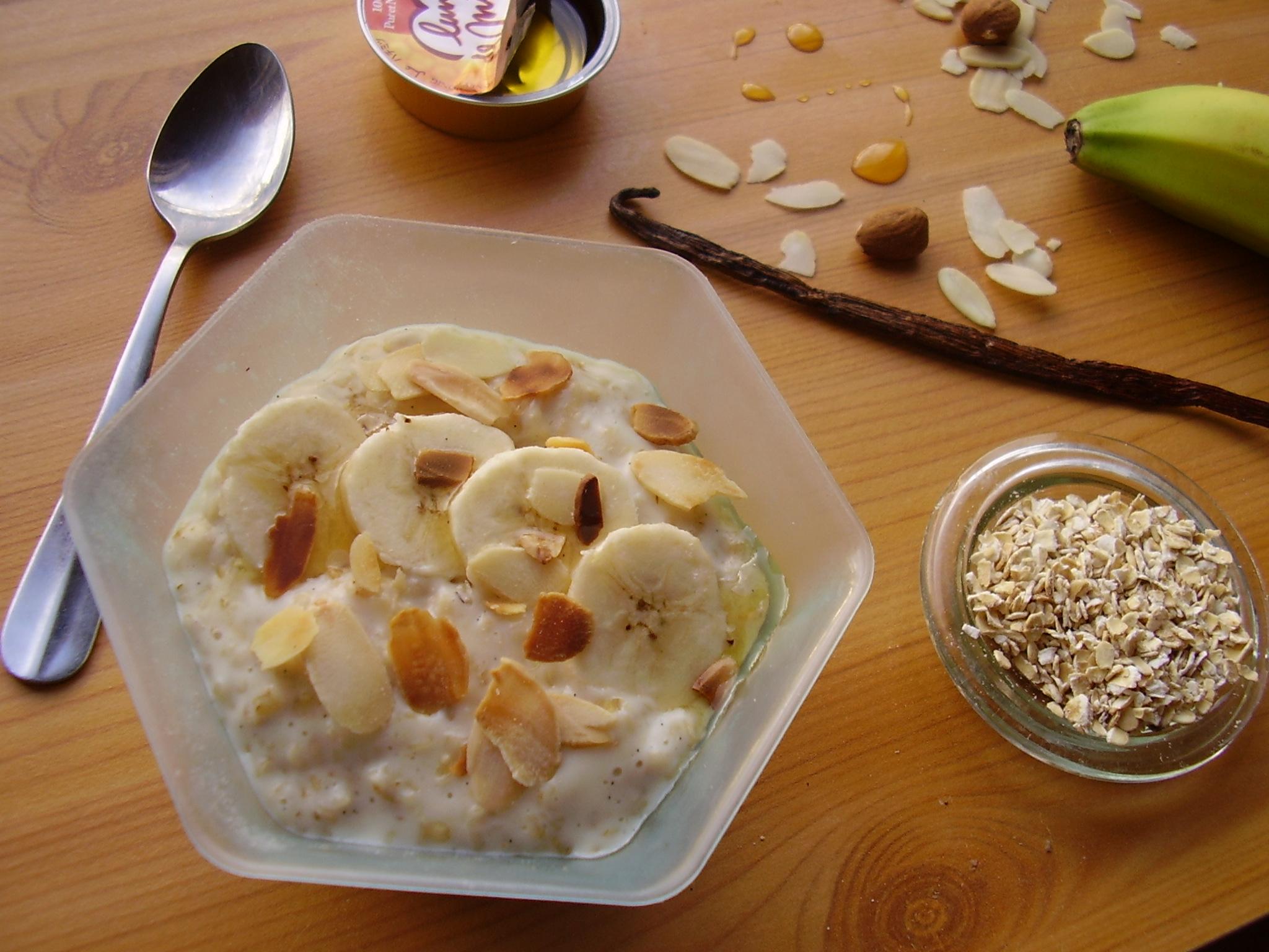 Cereal Killer (porridge)