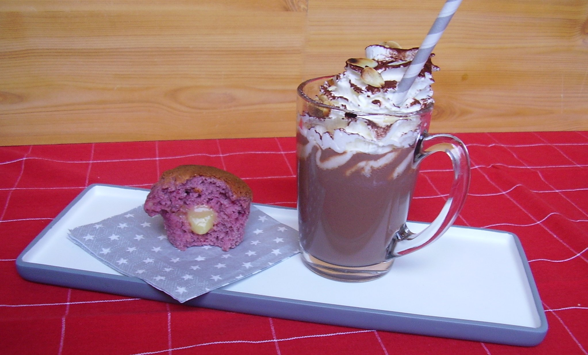 Chocolat chaud onctueux aux épices