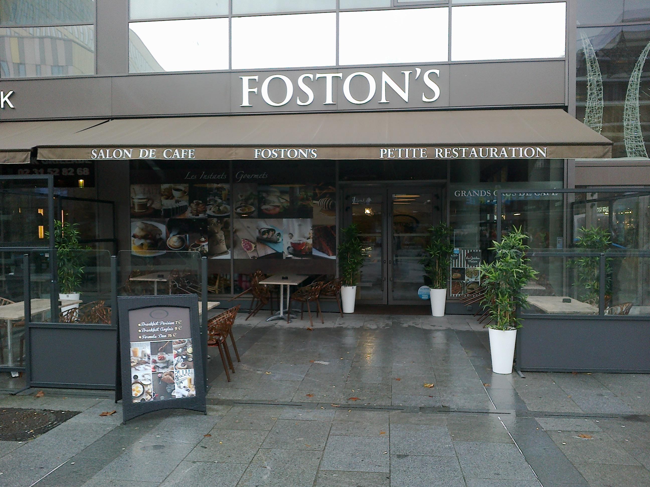 Foston's