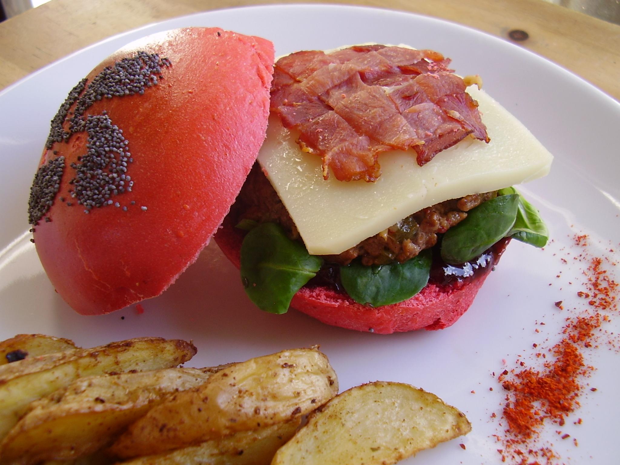 Burger Béret Basque