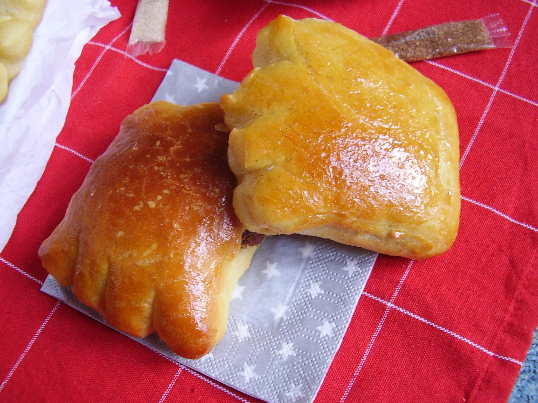 Patte d'ours au nutella (version simplifiée)