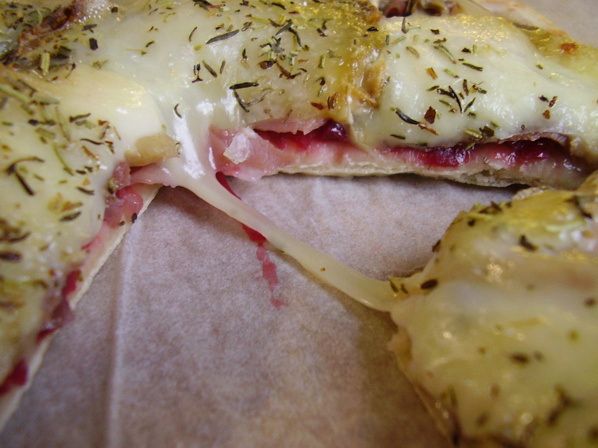 Pizza reine de Savoie [kit Francine]