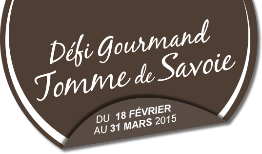 Résultats du défi 2014 sur la Tomme de Savoie