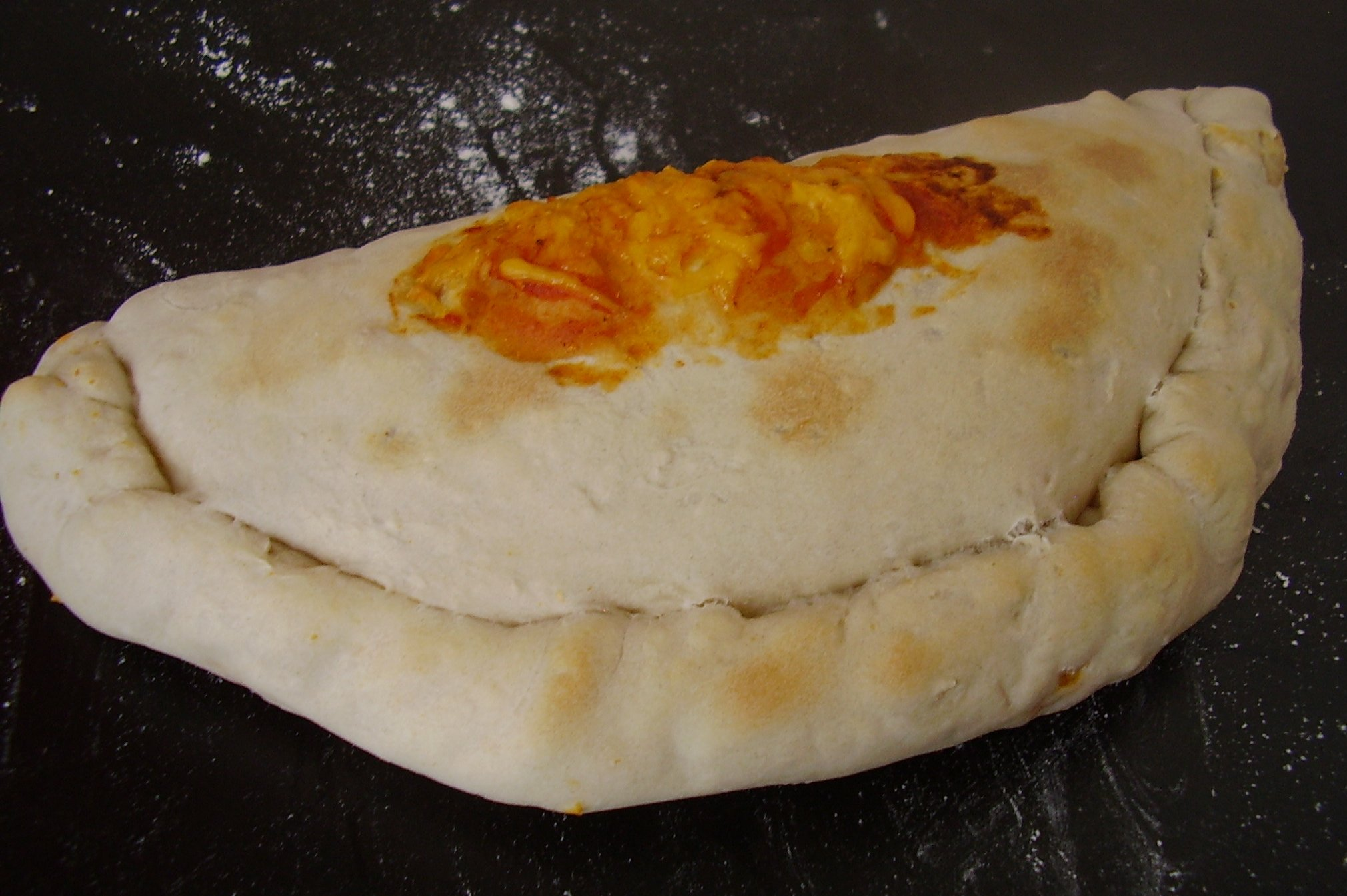 Calzone mexicain