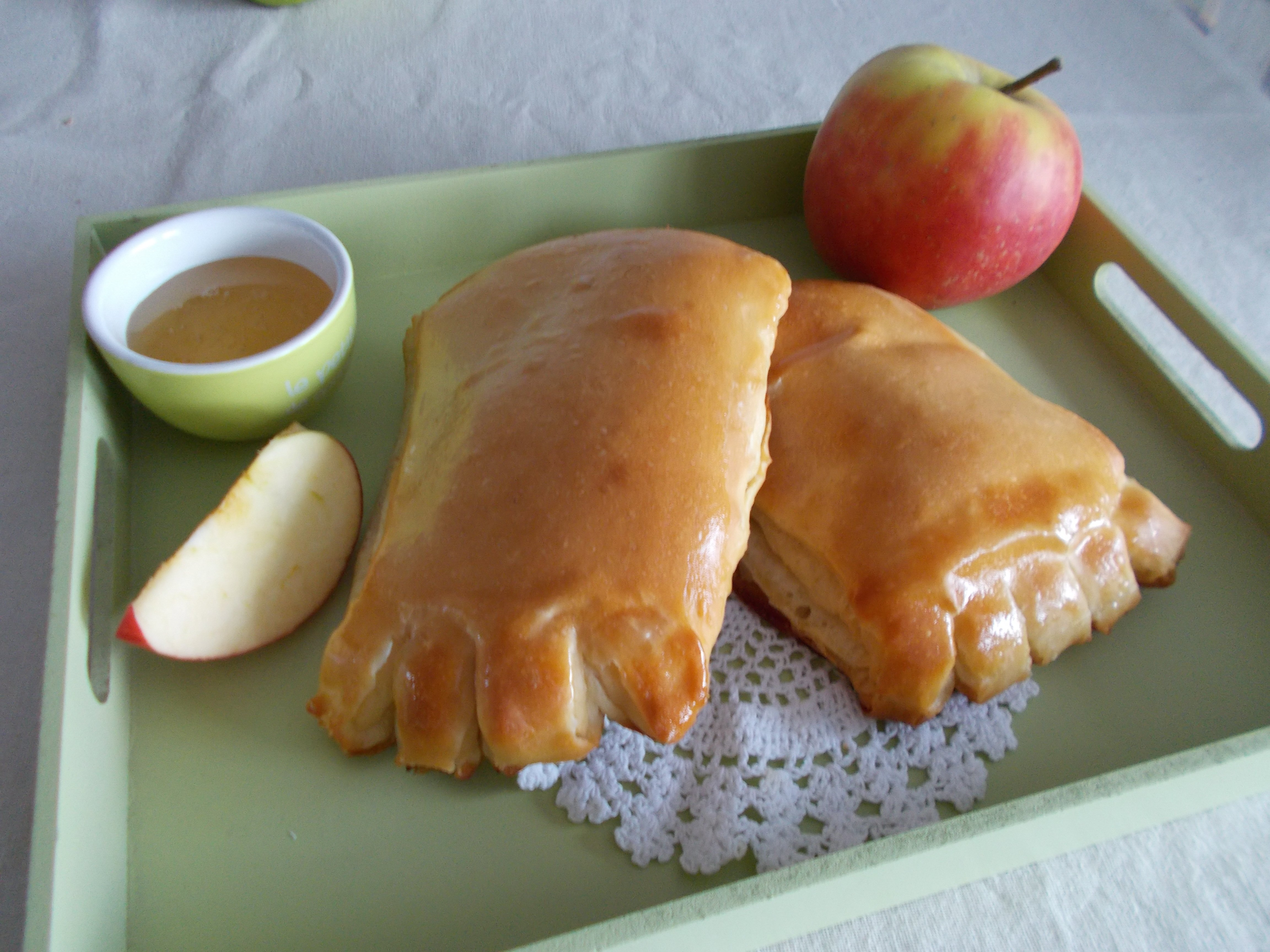 Patte d'ours à la pomme : la vraie recette