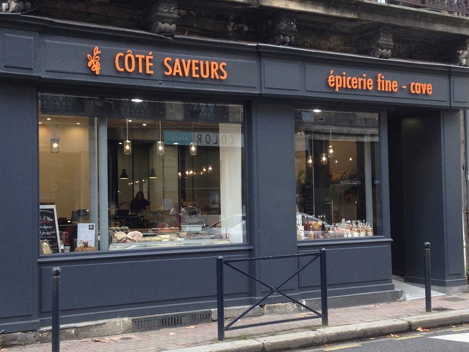 Côté Saveurs : épicerie fine et dégustation