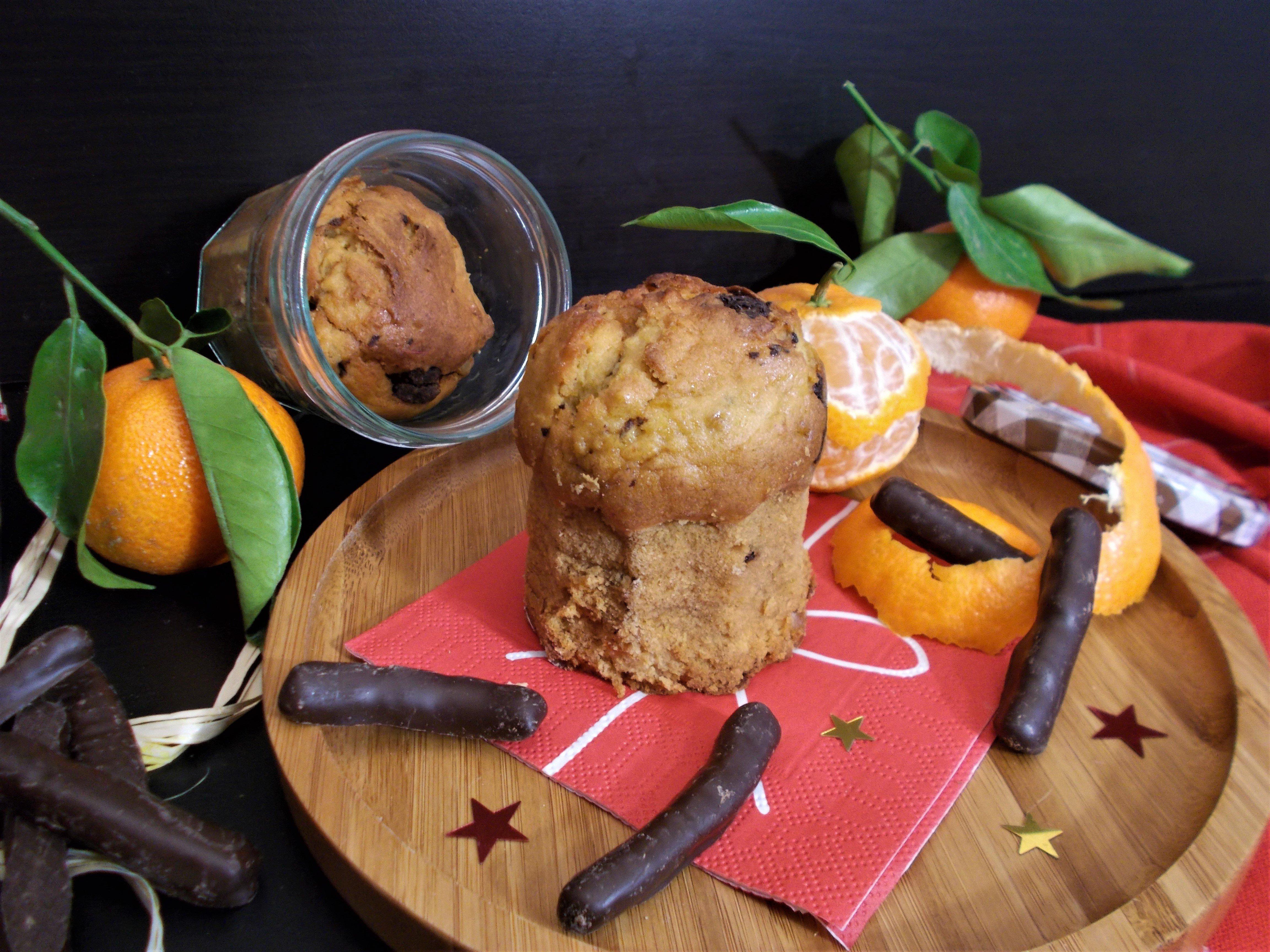 Cake à la clémentine et orangettes