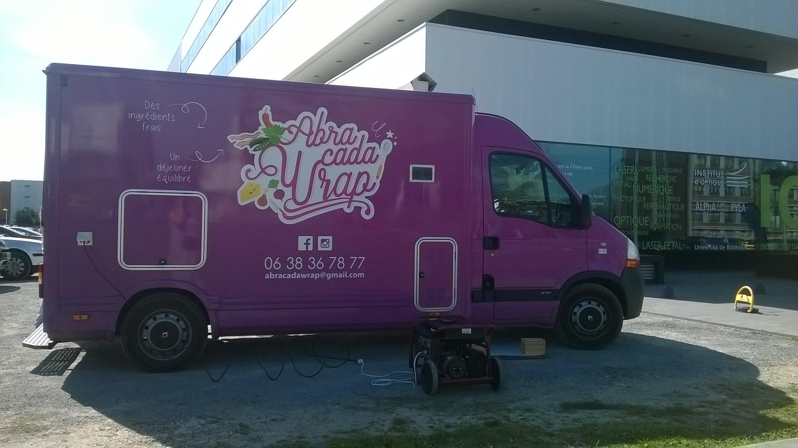AbracadaWrap : le food truck qui roule pour vous