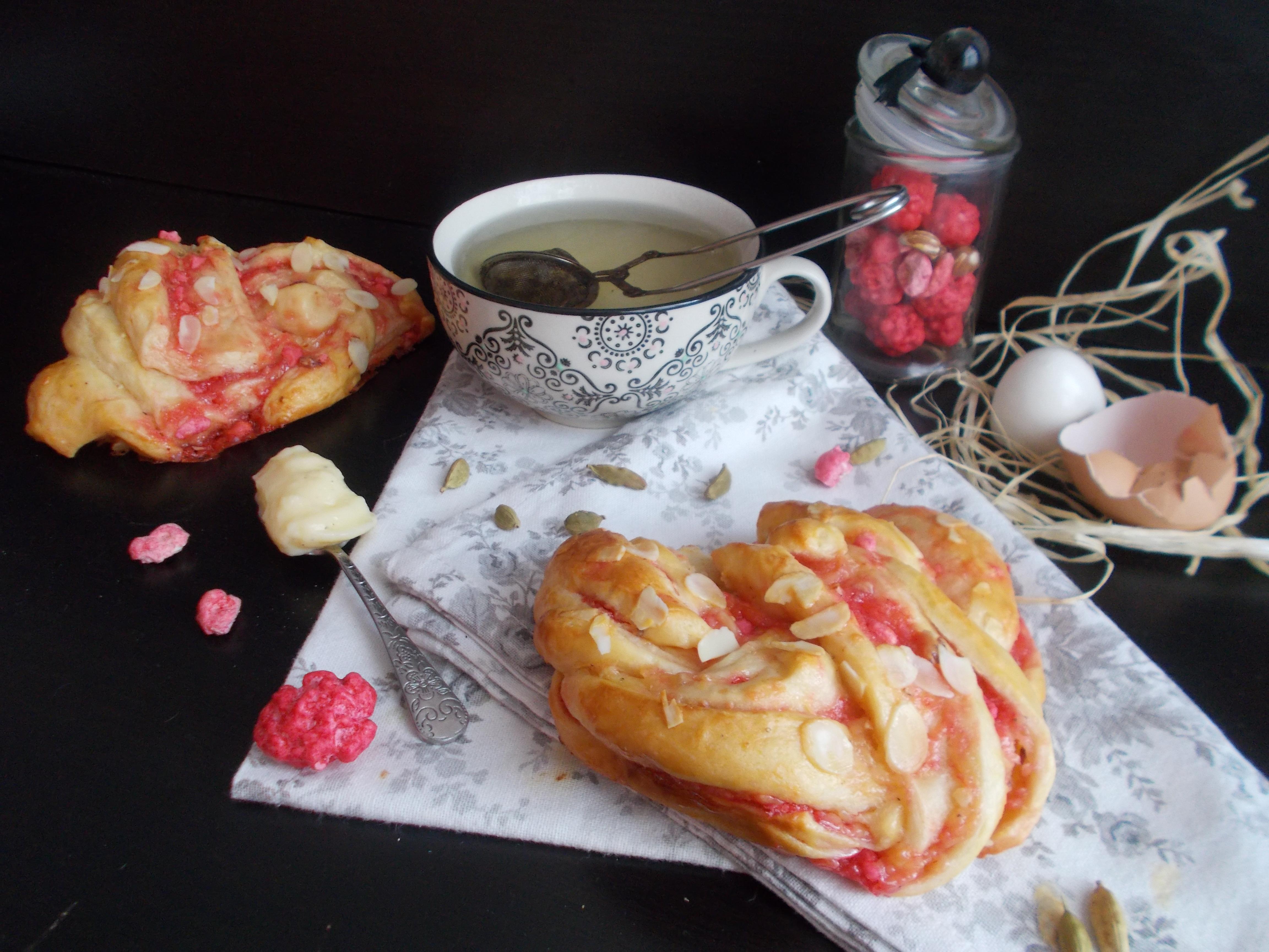 Chinois cardamome-praline rose