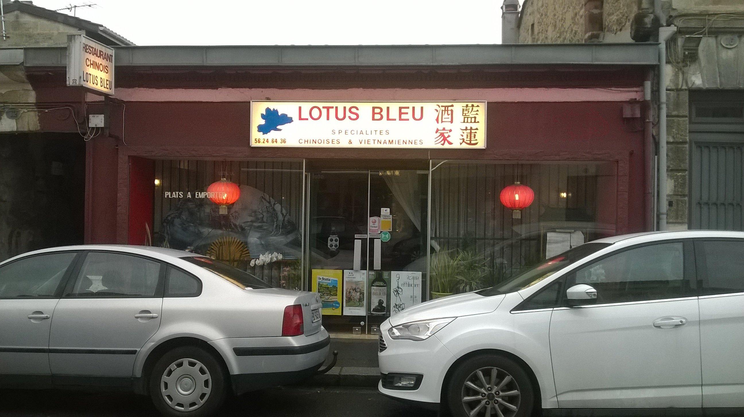 Le Lotus Bleu : l'hospitalité à l'asiatique