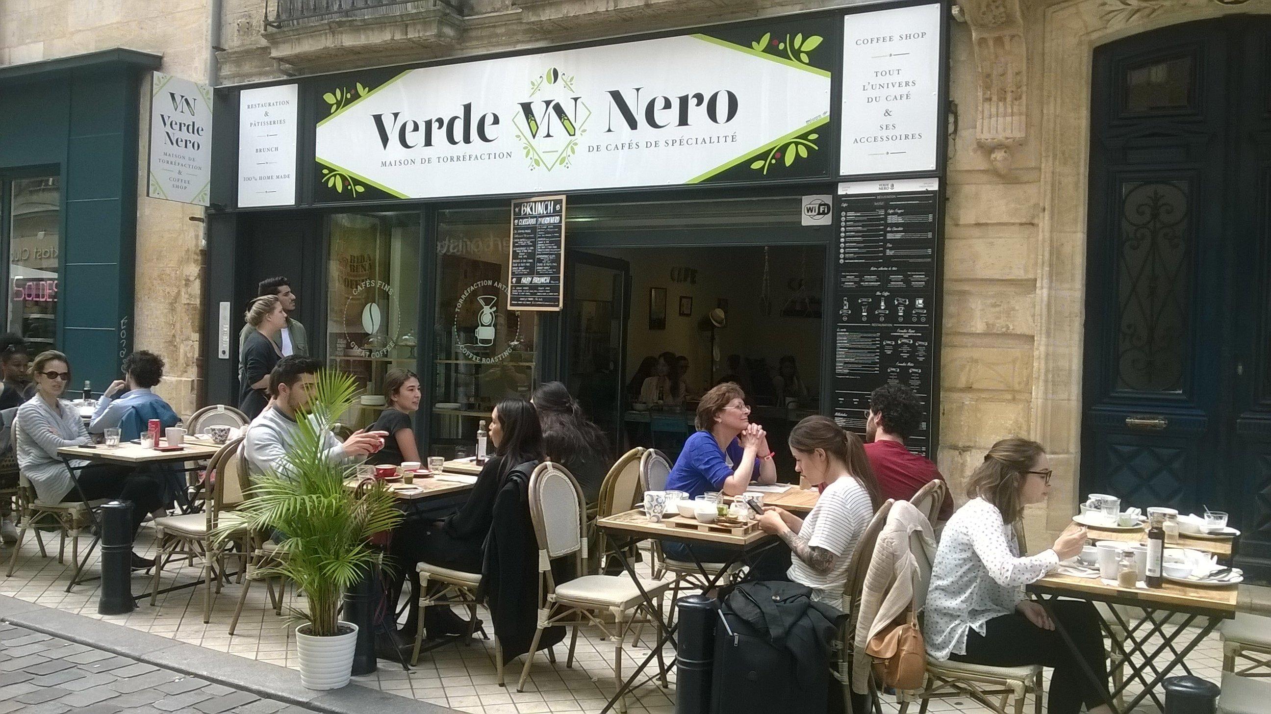 Verde Nero : un brunch sans surprise