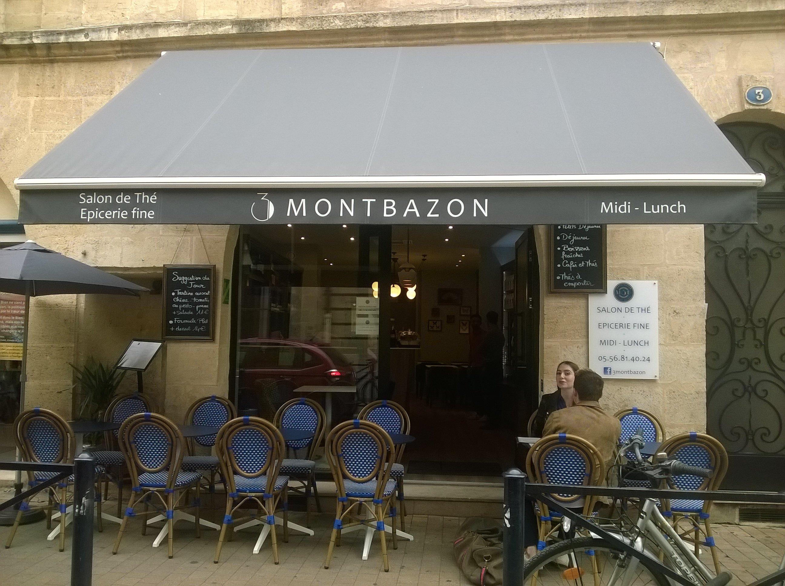 Le 3 Montbazon : un salon de thé british