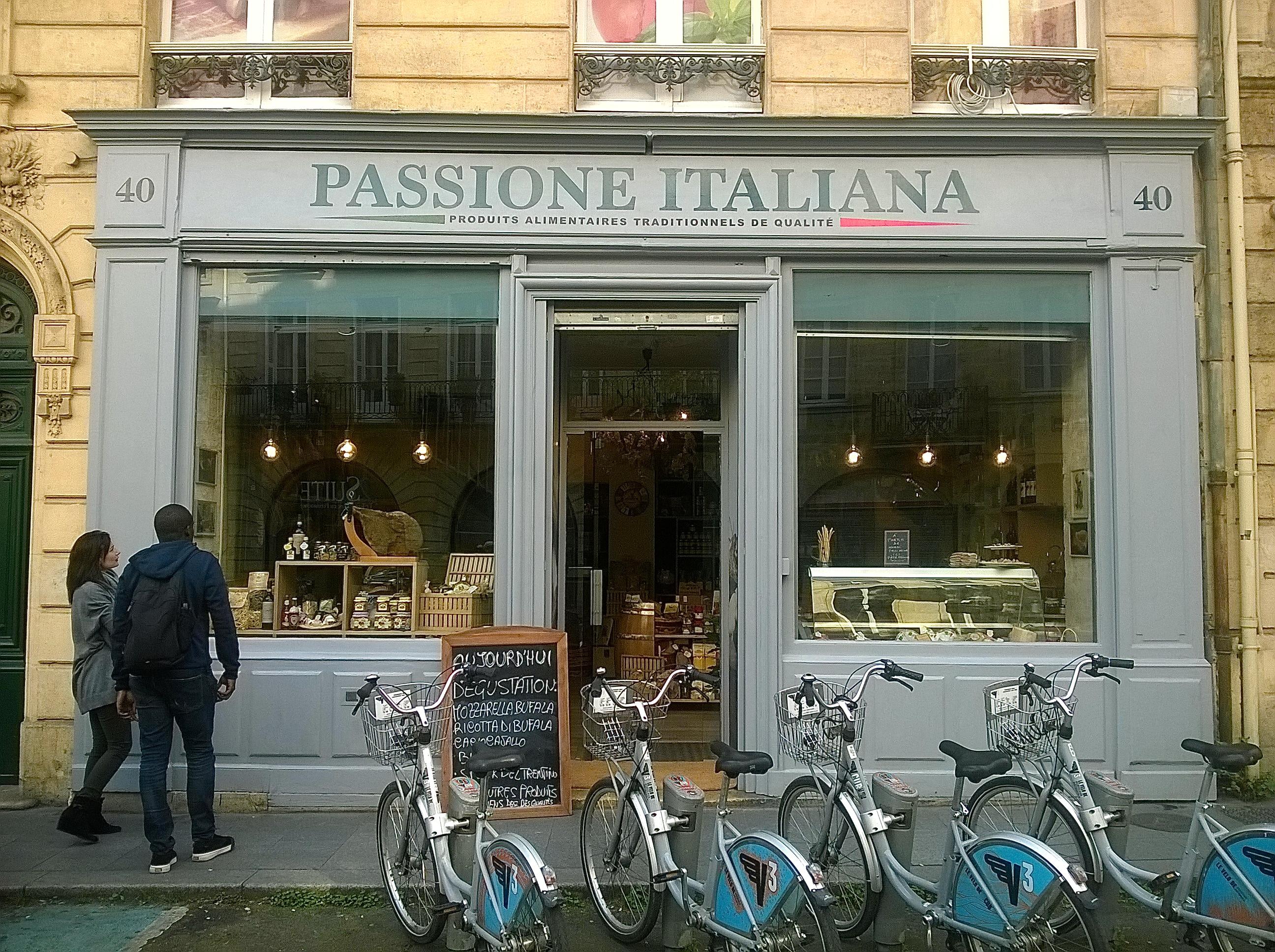 Passione Italiana : le fin du fin des produits italiens !