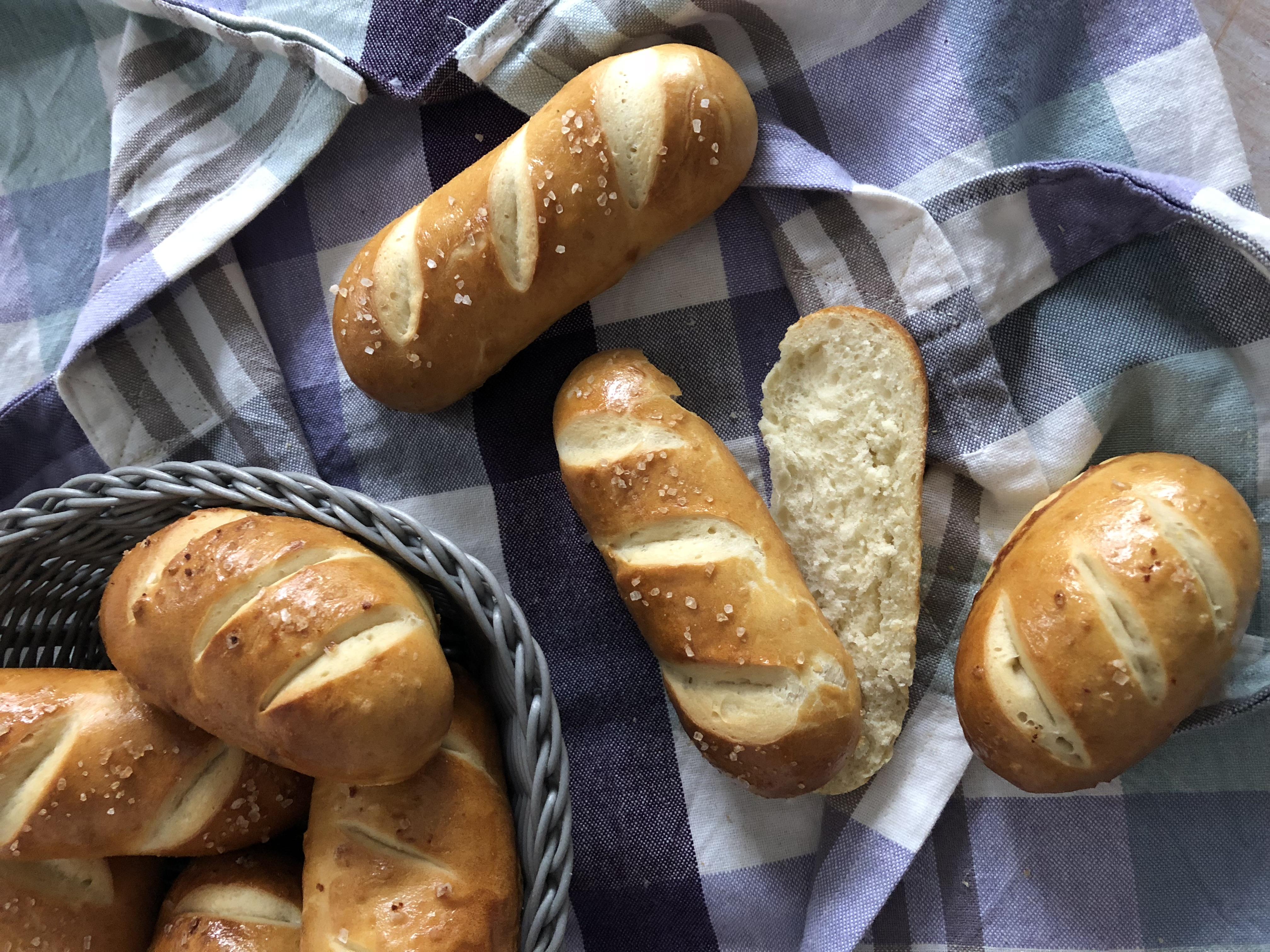 Mauricette®  (pain à bretzel)