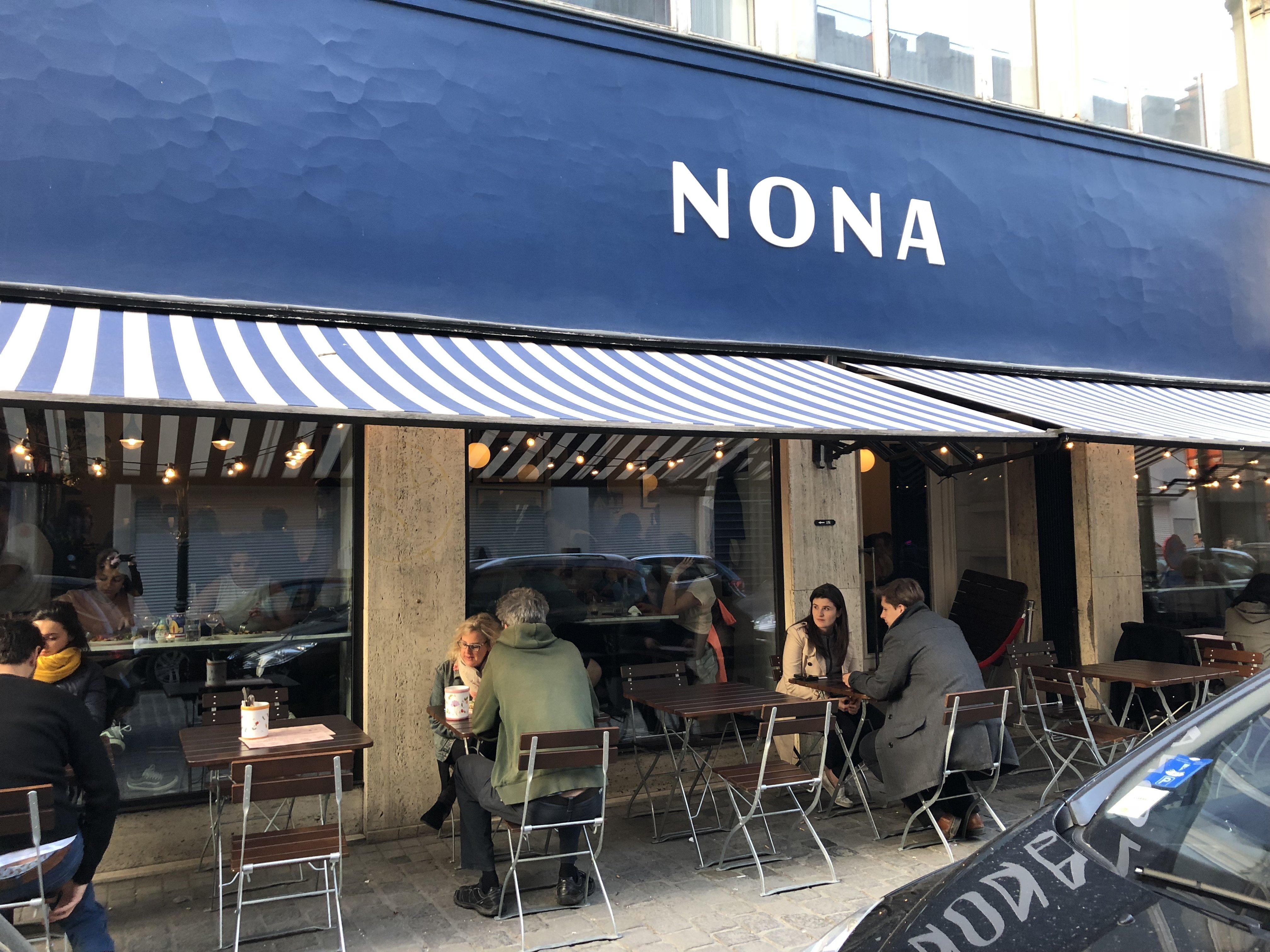 Nona : l'épure de la pizza napolitaine