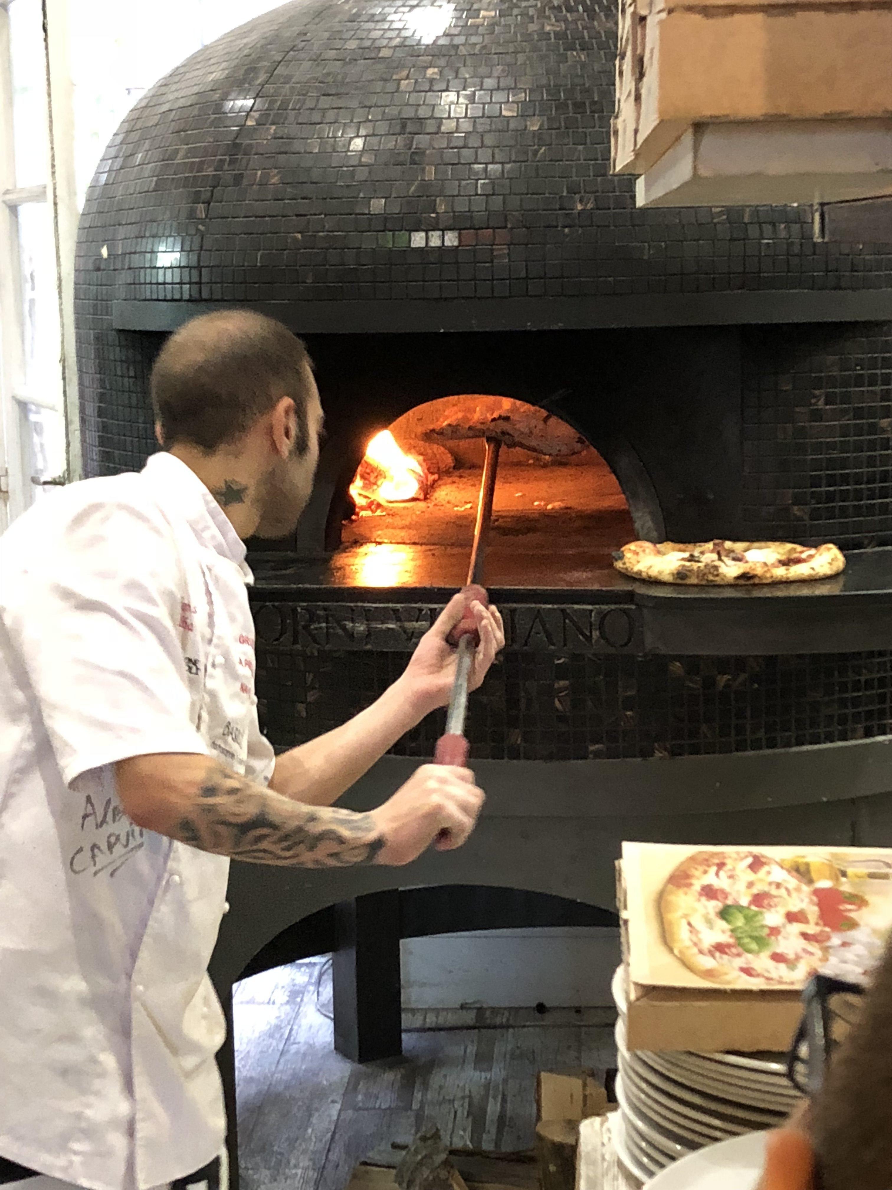 Ciaooo Pizzeria : la démesure napolitaine