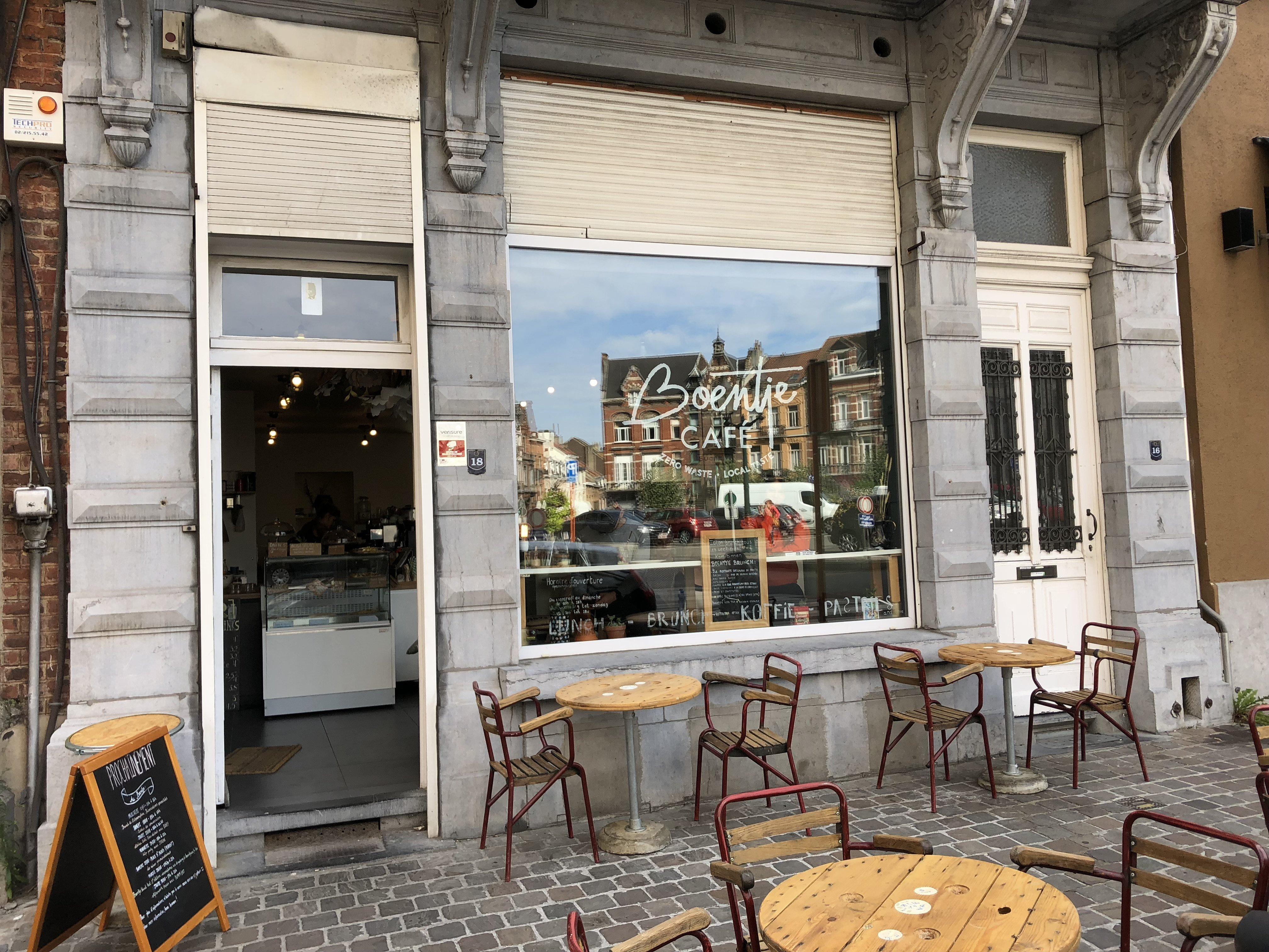 Boentje Café : zéro miette dans l'assiette pour ce brunch zéro déchet