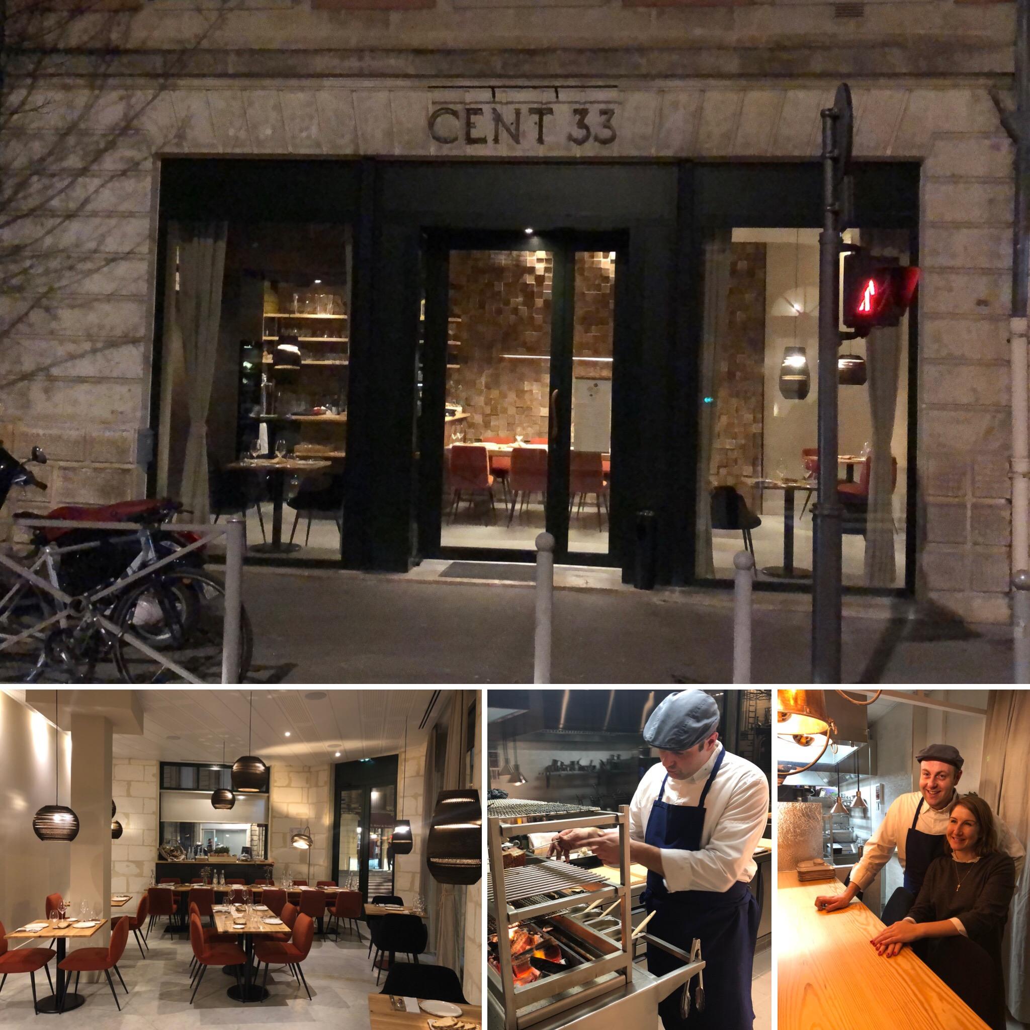 Cent 33 : un nouveau concept pour plus de convivialité autour de la gastronomie française