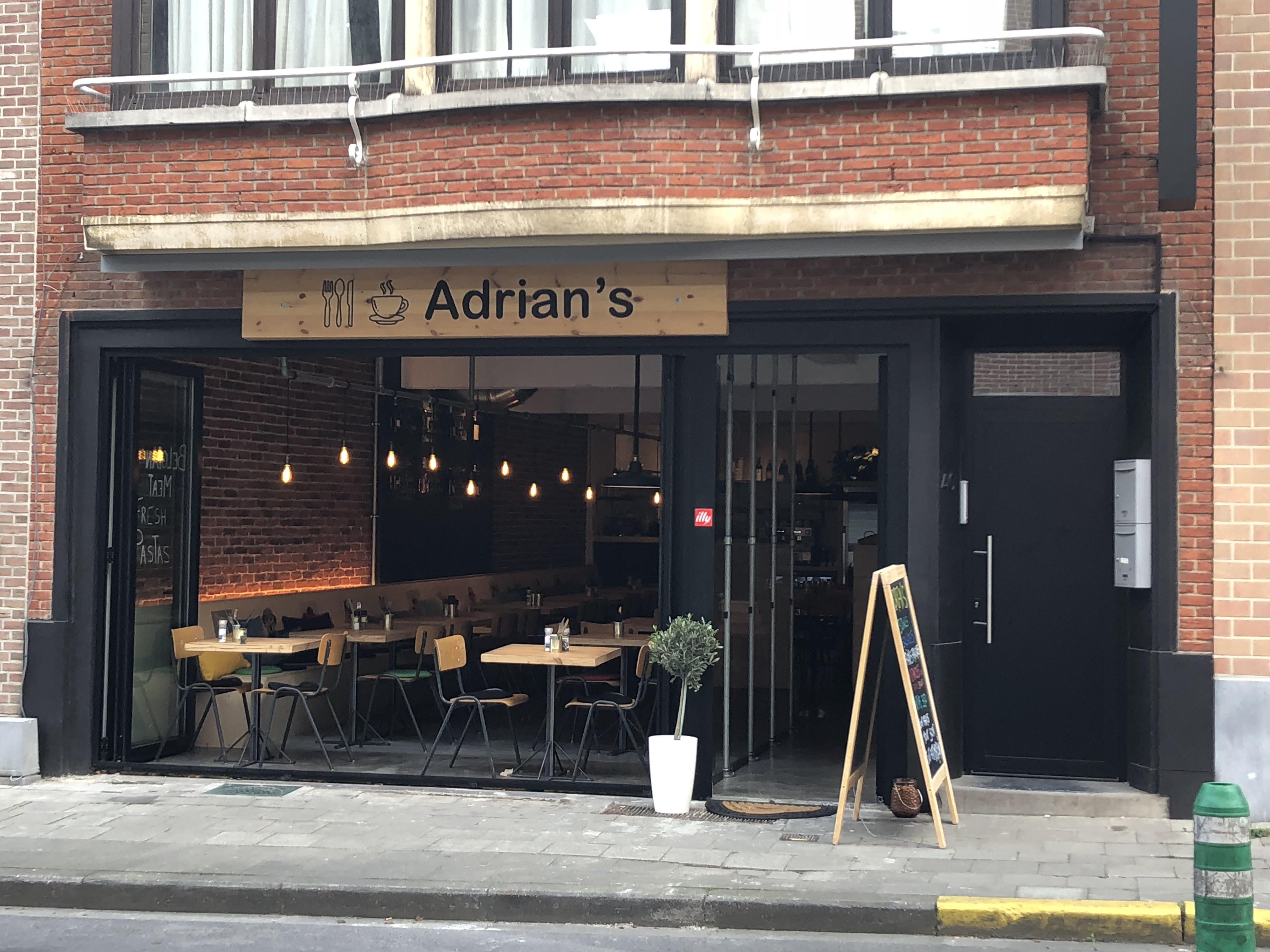 Adrian's : bienvenue chez vous !